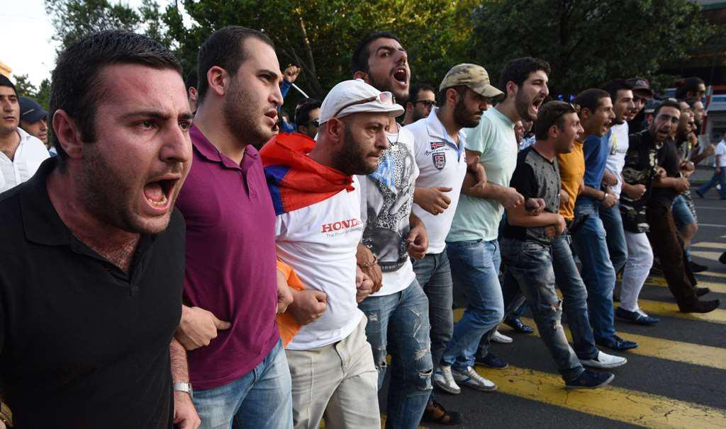 Армянский Майдан показал рос…