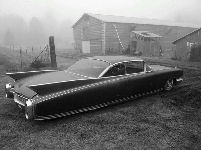 Кадиллак Эльдорадо: роскошное автомобильное ретро