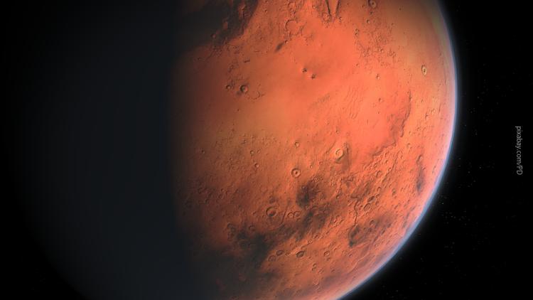 Зонд InSight сделал первые снимки на поверхности Марса