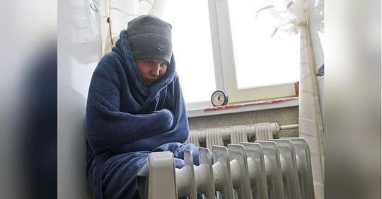 Газовый бунт населения шагает по Украине: не до выборов весной будет