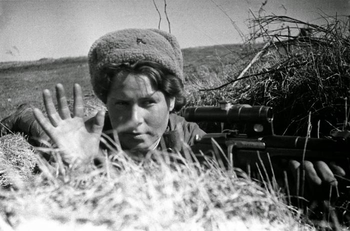Женщины на войне: Почему для…