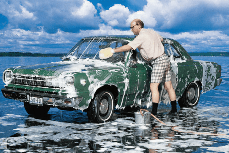 Шопинг и SPA-процедуры для любимой… машины