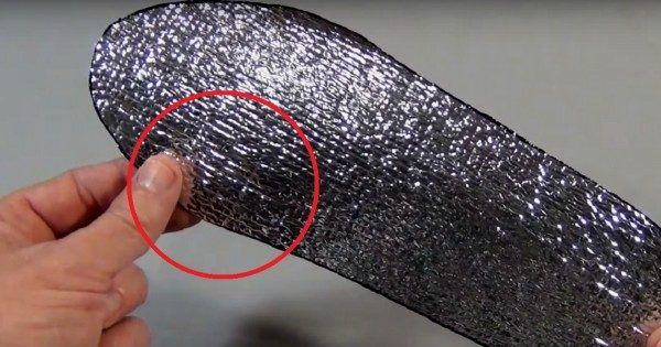 Как сделать стельки для сапог из бумажного пакета сока