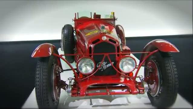 Ralph Lauren. Классическое приложение Коллекции автомобилей в Париже .