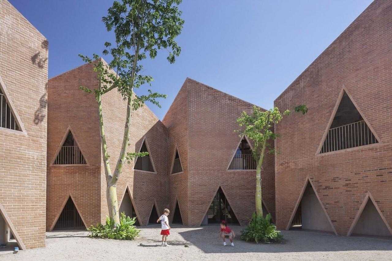 Как выглядит мексиканская школа Монтессори