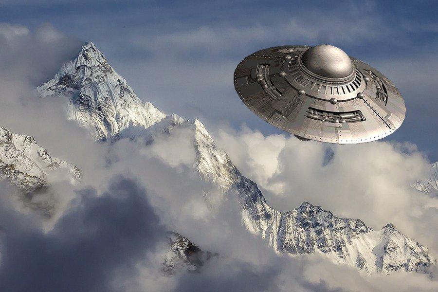 Шпионские экспедиции ЦРУ в поисках легендарного Йети и НЛО в Непале