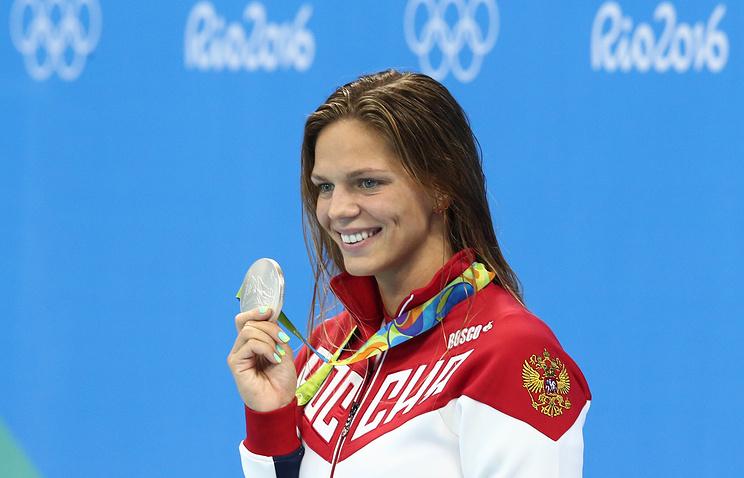 Глава ВФП: Юлия Ефимова в очередной раз проявила мужество, завоевав второе серебро ОИ-2016