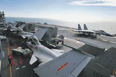 Мировой океан манит адмиралов Поднебесной