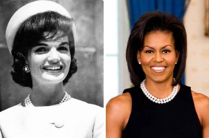Первые леди, которые повлияли на мировые модные тенденции.