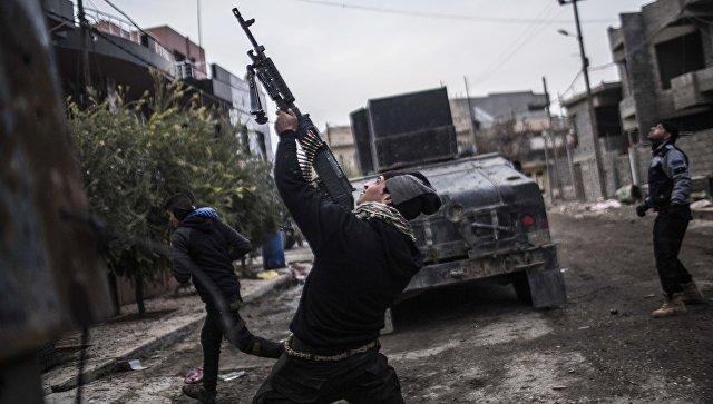 Восточная часть Мосула освобождена от террористов