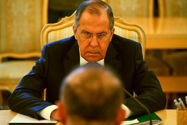 Сергей Лавров ответил на «призыв» Минобороны Великобритании «отойти»