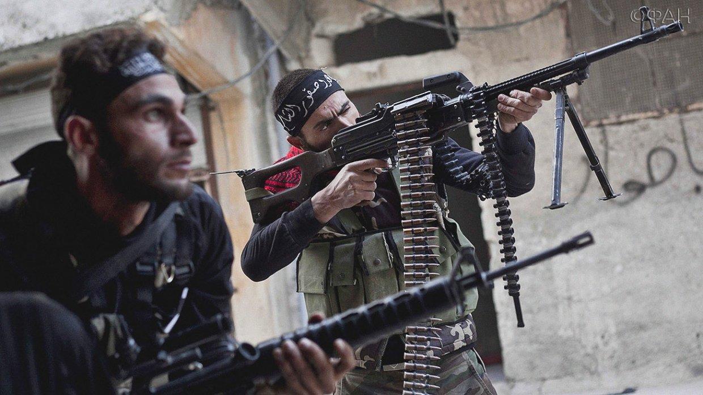 Сирию отвлекают от восточног…