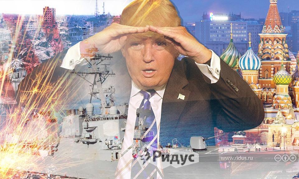 Россия готова к военному отв…