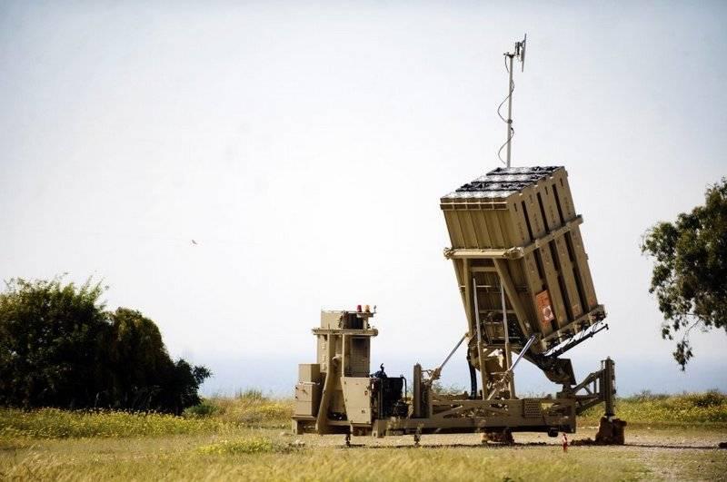 Минобороны США готово приобрести израильскую систему ПВО  Iron Dome