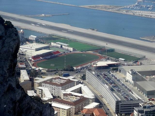 Victoria Stadium, Гибралтар,…
