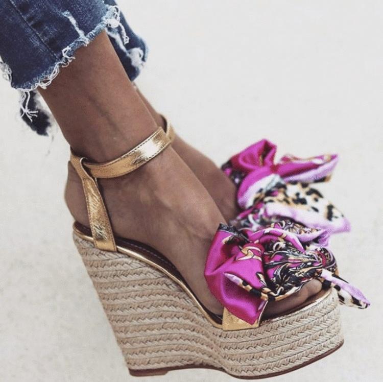 Какой у вас размер обуви, такой и характер