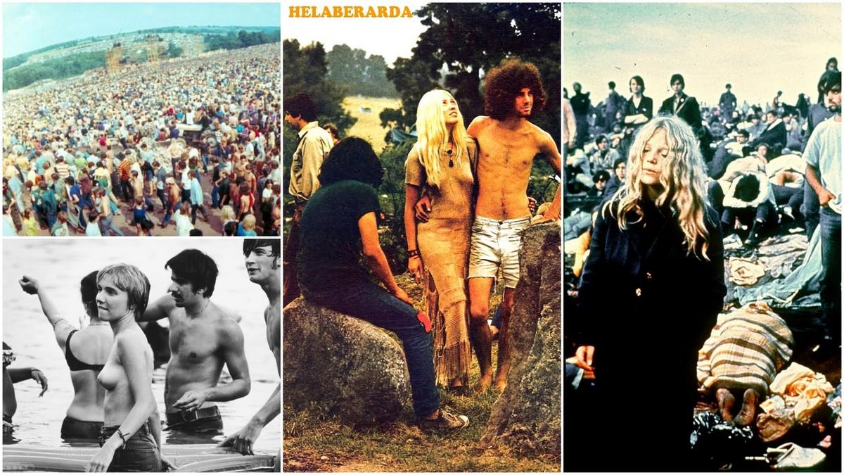 """Секс, наркотики и рок-н-ролл: как 50 лет назад проходил первый фестиваль """"Вудсток"""""""