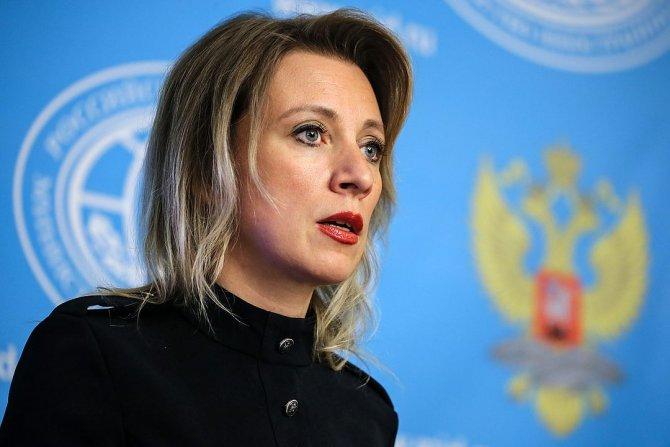 Мария Захарова ответила Вели…