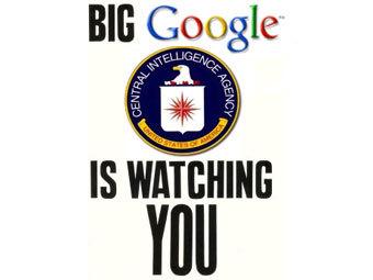 Теория заговора: Как ЦРУ создавало Google
