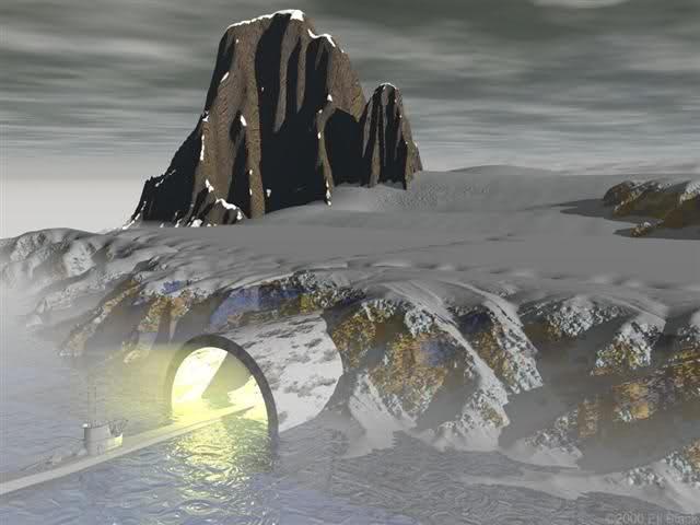 Секретная Антарктида. Логово Гитлера