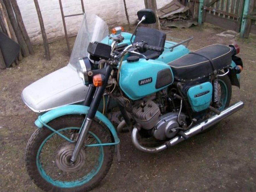 История из детства: Троянский мотоцикл