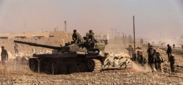 Отряд спецназа прорвался к Дейр эз-Зору