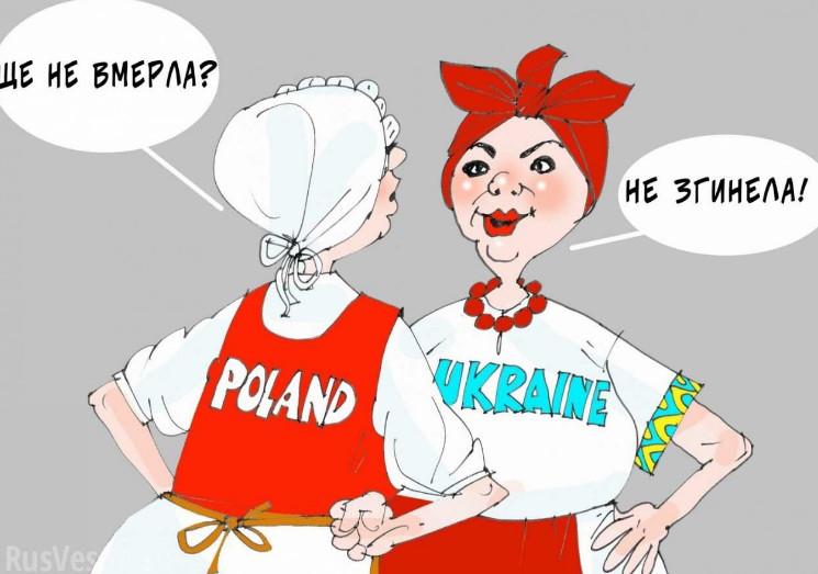 Противоречия между Польшей и…