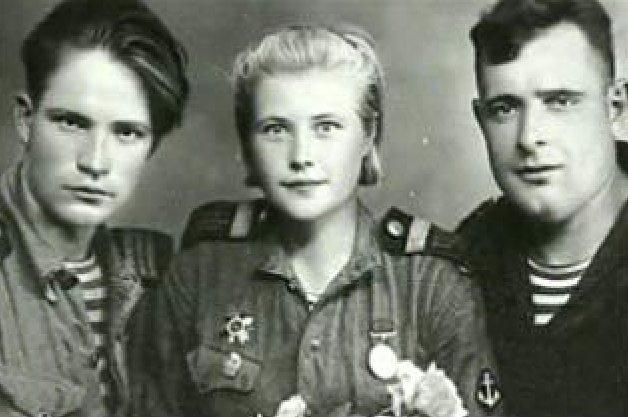 Герой Екатерина Дёмина — женщина-морпех №1 в России и СССР