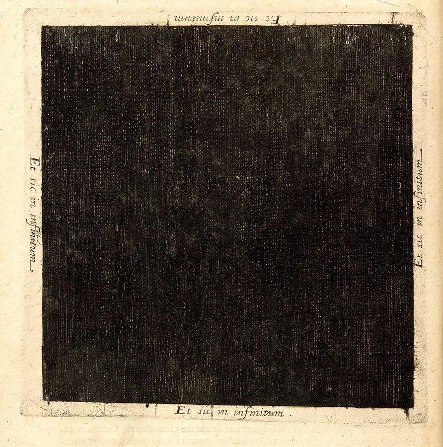 Черные квадраты в искусстве