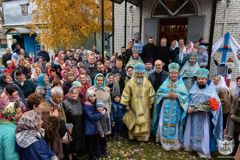 Винницкое духовенство сохранило верность Московскому Патриархату