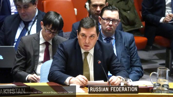 МИД РФ ответил Западу на критику Сафронкова: хоть кол на голове теши им