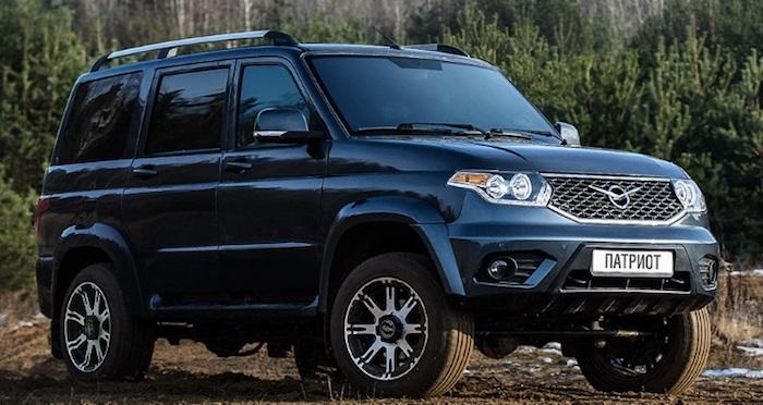 «УАЗ» рассказал о новом моторе для «Патриота»