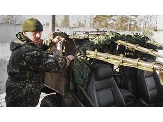 Герой ВДВ Анатолий Лебедь