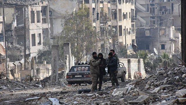 Новости Сирии. Сегодня 28 декабря 2016