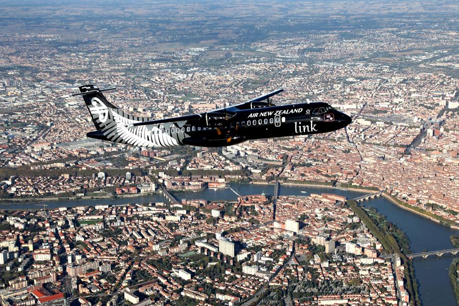 Поставки региональных самолётов в 2016 году