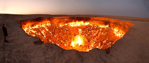 7 геологических чудес света