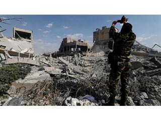 В Сирии погиб корреспондент …
