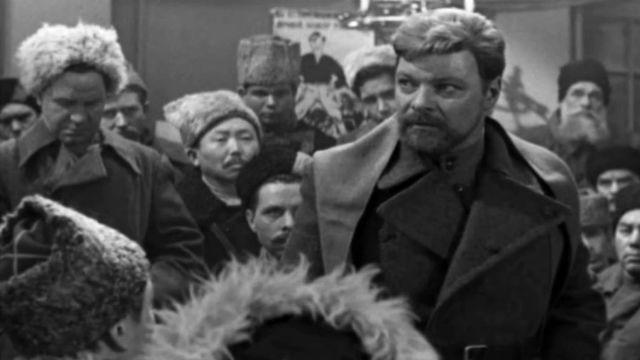 «Гроза над Белой» Заслуженный артист РСФСР, актёр, кино