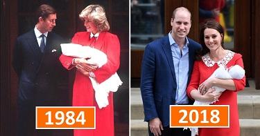 Первый выход Кейт Миддлтон после родов навсегда вошел в историю. И вот почему...