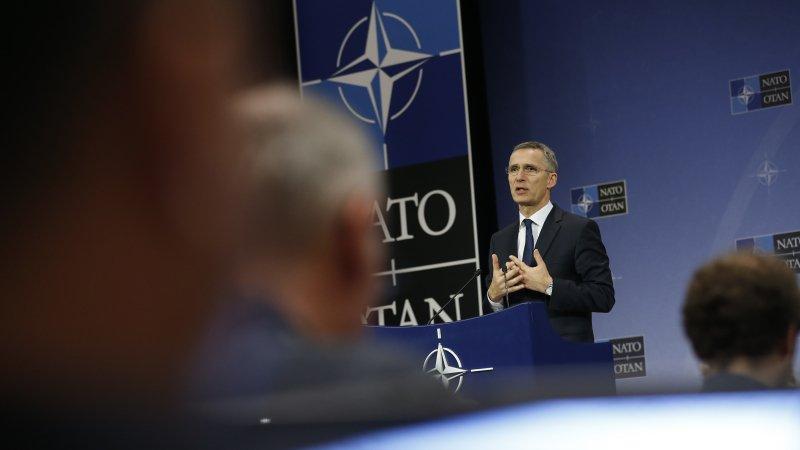 Генсек НАТО выразил слова поддержки Швеции после атаки грузовика в центре Стокгольма