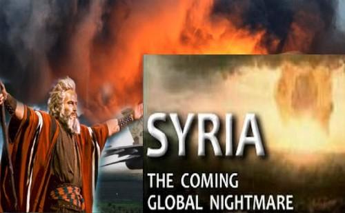 WW3. Сионисты призывают к немедленным действиям США и международных сил для борьбы с Асадом