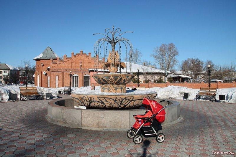 Запах весны в городке Тайшет. Душевный фоторепортаж Тайшет, город, фоторепортаж
