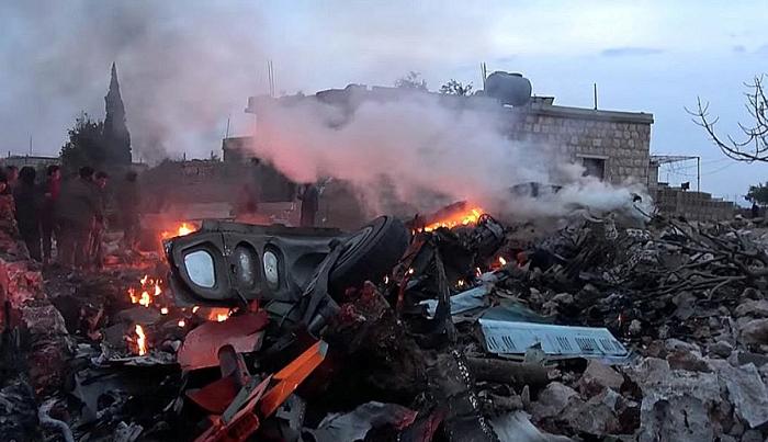 100 ракет, выпущенных США, Британией и Францией, ранили 6 мирных жителей в Сирии