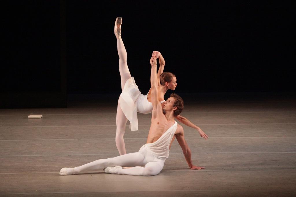 И даже в области балета Росс…