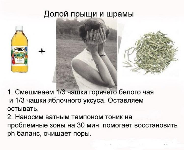 Полезные рецепты для девушек