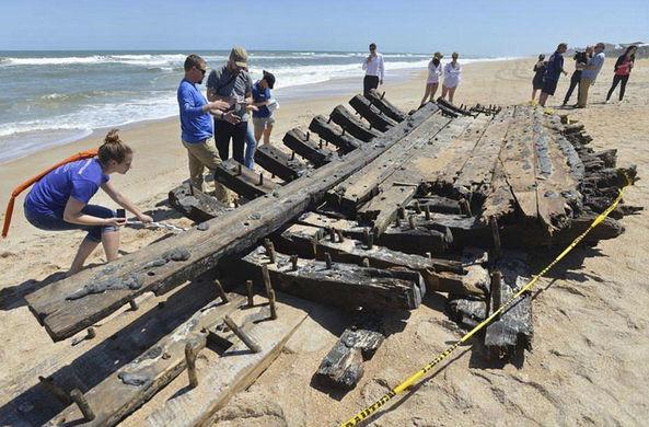 «Святой Грааль затонувших кораблей» найден у побережья Флориды