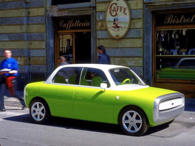 Автомобиль Ford 021C для хорошего настроения