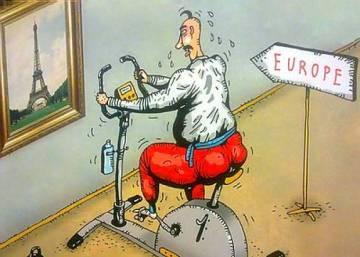 ЕС и МВФ начали шантажироват…