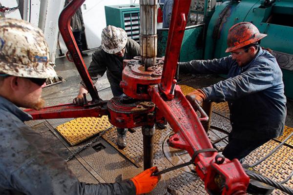 Рост добычи сланцевой нефти …