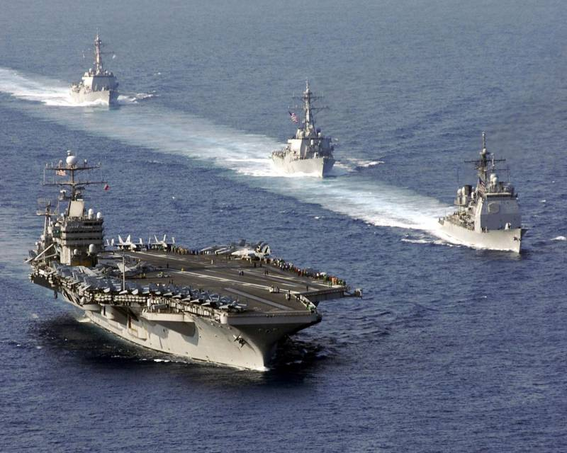 Разоружающий удар США по КНДР — вопрос времени?